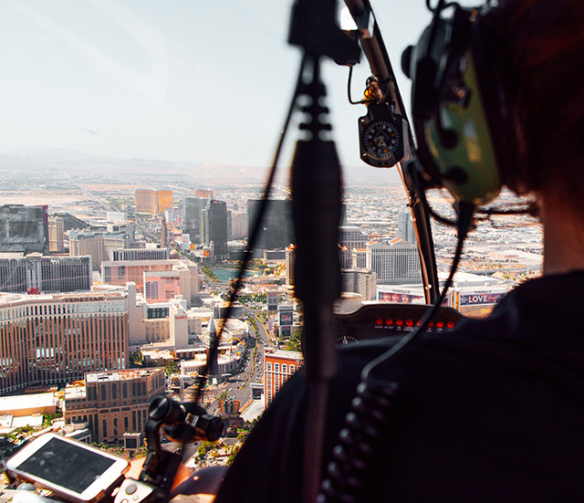 Vegas Helicopter Tour