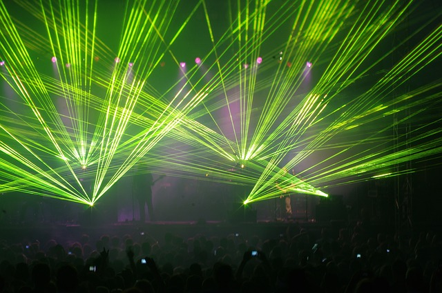 Lasers Music Festival Set