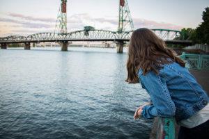 Dock in Portland