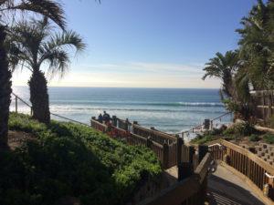 D Street Beach Encinitas
