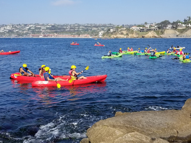 La Jolla Kayaking