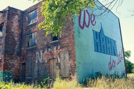 in recent years, local street artists have made it a point to breathe new life into the city and work to restore its former beauty. If you have a fascination with abandoned things and captivating street art, Detroit is a city that will keep you entertained throughout your entire stay.